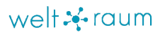 Welt:Raum logo